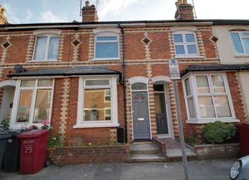 Thumbnail 2 bedroom terraced house for sale in Regent Street, Reading