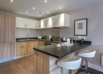 Thumbnail 2 bed flat for sale in Johnsons Wharf, Off Leek Road, Stoke-On-Trent