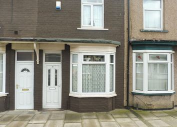Thumbnail 2 bed property to rent in Herbert Street, North Ormesby, Middlesbrough