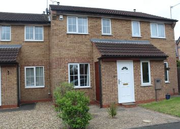 Thumbnail 2 bedroom terraced house to rent in Barley Close, Burton-On-Trent