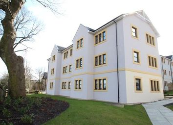 Thumbnail 2 bed flat for sale in Hunterhill Road, Paisley, Renfrewshire, .