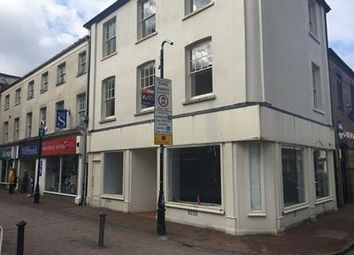 Thumbnail Retail premises to let in Ground Floor, 47 Wind Street, Neath, West Glamorgan