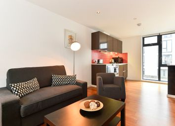 Thumbnail 3 bed flat to rent in Westland Place, London