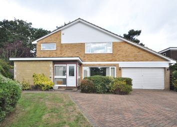 Thumbnail 4 bed detached house for sale in The Spinneys, Bickley, Kent