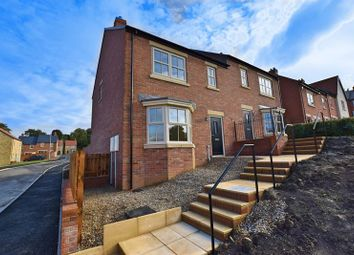 Thumbnail 3 bed semi-detached house for sale in St. Johns Place, Alnwick
