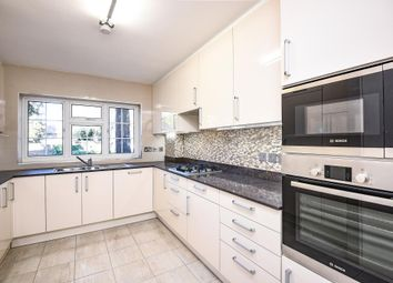Thumbnail 3 bed flat to rent in Myrtleside Close, Northwood