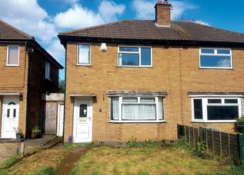Thumbnail 3 bed semi-detached house for sale in Avon Road, Braunstone, Leicester