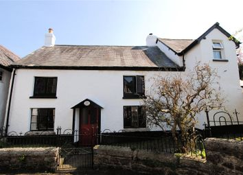 Thumbnail 3 bed detached house for sale in South Zeal, Okehampton