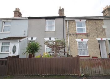 Thumbnail 3 bed terraced house to rent in Victoria Road, Lowestoft