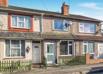 Thumbnail 3 bed terraced house for sale in Houston Road, Rugby