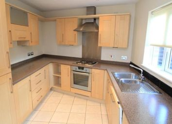 Thumbnail 3 bed terraced house to rent in Sir John Fogge Avenue, Repton Park, Ashford