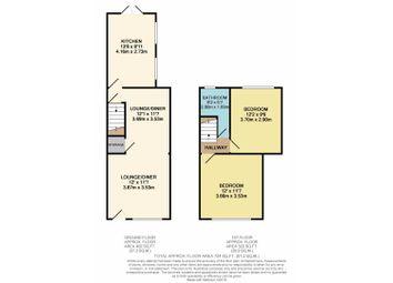 Thumbnail 2 bed terraced house for sale in Jordan Avenue, Wigston