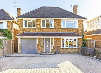 4 bed detached house for sale in Bramwell Close, Sunbury-On-Thames TW16