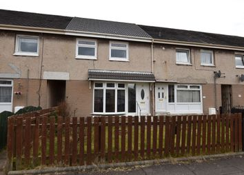 Thumbnail 2 bed terraced house for sale in North Calder Road, Uddingston, Glasgow