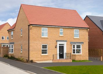 "Thumbnail 4 bedroom detached house for sale in ""Layton"" at Ackworth Road, Pontefract"