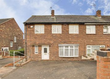 Thumbnail 3 bed semi-detached house for sale in Coleridge Crescent, Daybrook, Nottinghamshire