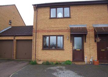 Thumbnail 3 bedroom semi-detached house to rent in Bates Close, Higham Ferrers, Rushden