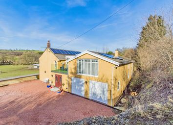 Thumbnail 5 bedroom detached house for sale in Cygynhordy, Llandovery, Dyfed