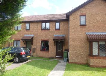 Thumbnail 2 bedroom terraced house for sale in Woodpecker Court, Gunthorpe, Peterborough