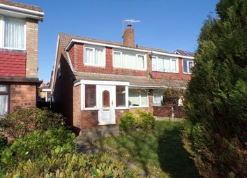 Thumbnail 3 bedroom property to rent in Helton Close, Prenton
