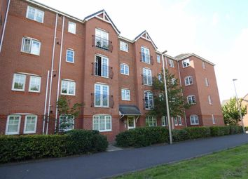 Thumbnail 2 bed flat for sale in Trevithick House, Harrison Drive, Crewe