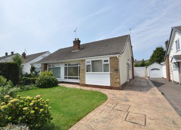 Thumbnail 2 bed semi-detached bungalow for sale in Kentmere Drive, Heswall, Wirral
