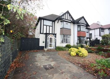 Thumbnail 3 bed semi-detached house for sale in Kingsway, Petts Wood, Orpington