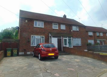 Thumbnail 3 bed semi-detached house for sale in Petersham Drive, Orpington