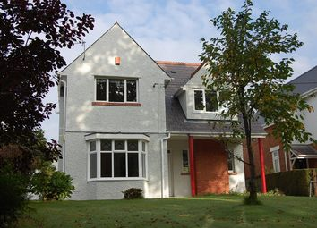 Thumbnail 3 bed detached house to rent in Folland Road, Glanamman, Ammanford
