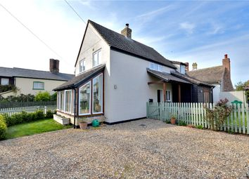 Thumbnail 3 bed cottage for sale in Moorfield Road, Duxford, Cambridge