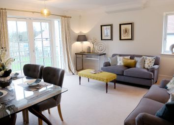 Thumbnail 2 bedroom flat for sale in 8 Devonshire Court, Audley St Elphin's Park, Dale Road South, Darley Dale, Matlock