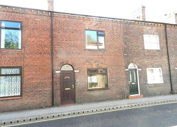 Thumbnail 2 bed terraced house to rent in Common Lane, Culcheth, Warrington