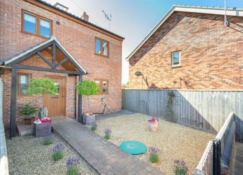 Thumbnail 4 bed semi-detached house for sale in Mill Lane, Syderstone, King's Lynn