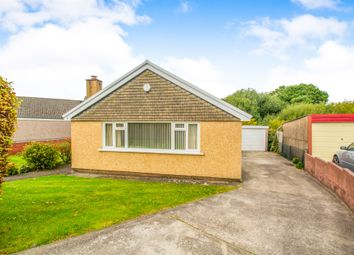 Thumbnail 3 bed detached bungalow for sale in Mardy Close, Caerphilly