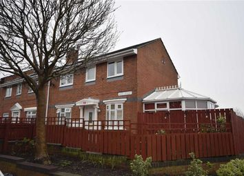 Thumbnail 4 bedroom end terrace house for sale in Alice Street, South Shields