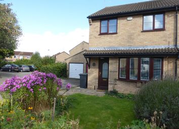 Thumbnail 3 bedroom semi-detached house for sale in Ringwood, Bretton, Peterborough