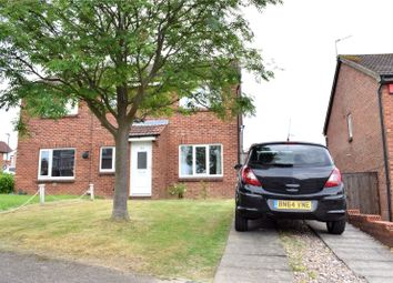 Thumbnail 2 bed semi-detached house for sale in Lynmouth Drive, Shipley View, Ilkeston, Derbyshire