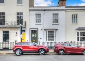 Thumbnail 4 bed terraced house for sale in Portland Place East, Leamington Spa, Warwickshire, West Midlands