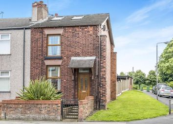Thumbnail 3 bedroom end terrace house for sale in Mill Lane, Newton Le Willows, Merseyside, England