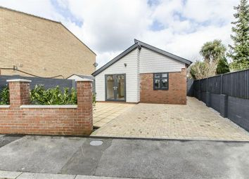 Mansbridge Road, Eastleigh SO50. 2 bed detached bungalow for sale