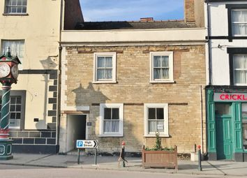 Thumbnail 2 bed flat to rent in High Street, Cricklade, Swindon