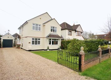 Thumbnail 6 bed detached house for sale in Church Road, Elmstead, Colchester