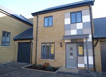 Thumbnail 2 bed link-detached house to rent in Kirtley Way, Ashford
