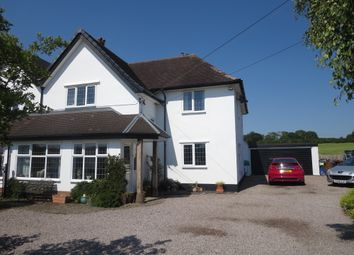 Thumbnail 3 bed semi-detached house for sale in Sidway Cottage, Pipe Gate, Shropshire