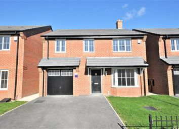 Thumbnail 4 bed detached house for sale in Palmour Road, Goosnargh, Preston, Lancashire