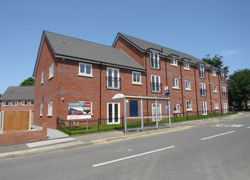 Thumbnail 2 bed flat for sale in Stroud Avenue, Willenhall