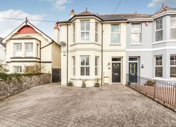 Thumbnail 4 bed semi-detached house for sale in Plymstock Road, Plymstock, Plymouth