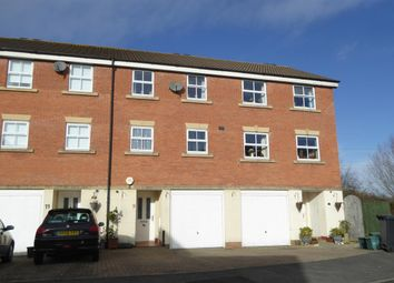 Thumbnail 1 bed terraced house to rent in Badgers Way, Weston-Super-Mare