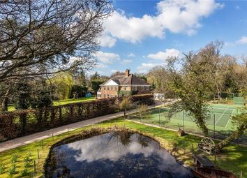 Thumbnail 6 bed detached house for sale in Sunhill Lane, Blindley Heath, Lingfield, Surrey