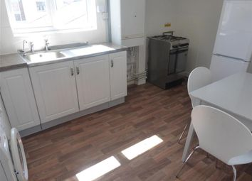 Thumbnail 3 bedroom flat to rent in Moira Street, Loughborough